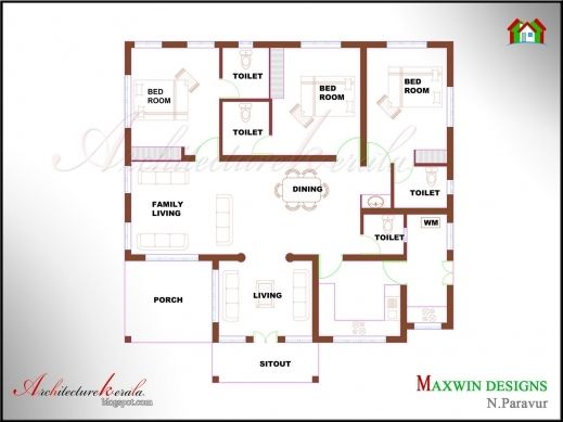 Amazing Kerala House Designs Floor Plans So Replica Houses Keralahousedesigns Com Floor Plans And Kerala House Design House Plans With Photos Small House Plans