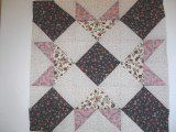 swing in the centre quilt block pattern