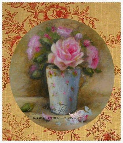 ! Un asunto de rosa - Foto © Hélène Flont‿