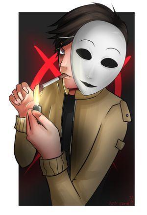 Hoodie Creepypasta Without Mask