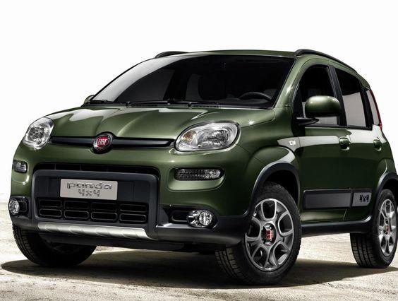 Panda 4x4 Fiat price - http://autotras.com