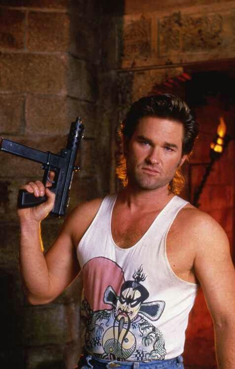 Big Trouble In Little China - One of my favorite Carpenter films. Jack Burton is awesome!