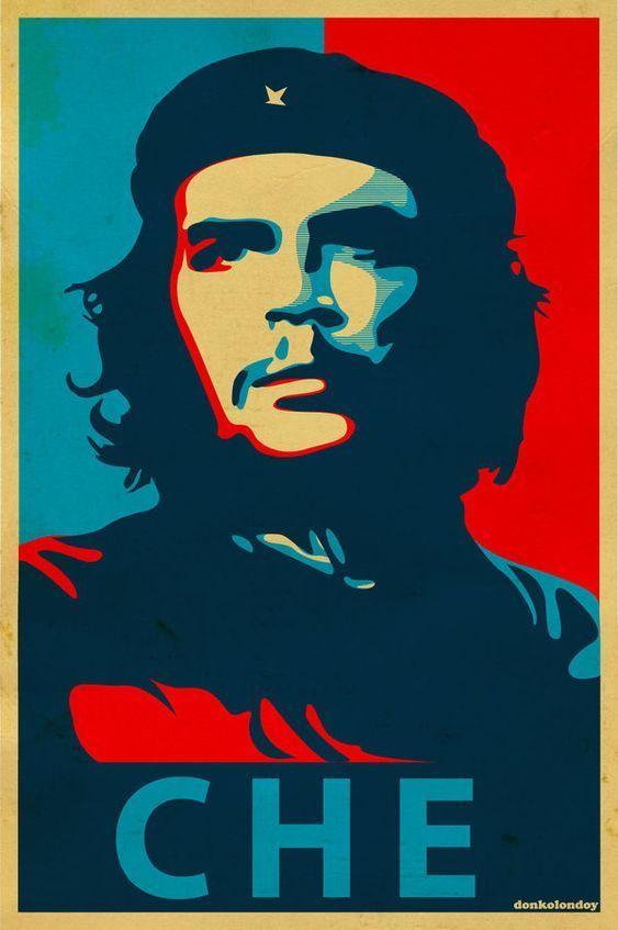 Creo Que El Che Guevara Fue Un Genio Y Una Figura Hasta Su Muerte Sin La Menor Duda Un Gran Personaje Historico Y Otra Che Guevara Art Cuban Art Che Quevara Che guevara hd wallpaper download