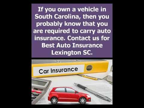 We Provide Beneficial Car Insurance Lexington Sc At