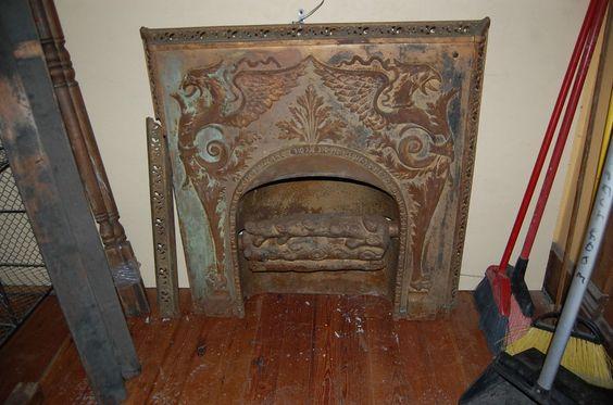 ribbon fireplace insert uk