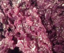 Rezept Apfelrotkohl von Eisvogel2014 - Rezept der Kategorie Beilagen