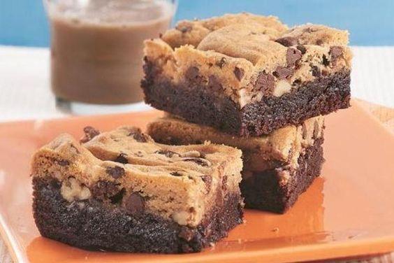 Brownies praline