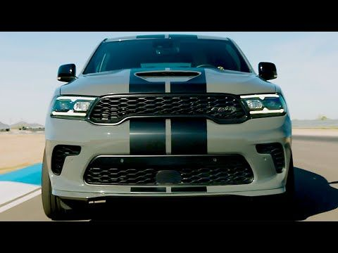 2021 Dodge Durango Srt Hellcat The Most Powerful Suv Ever Youtube Dodge Durango Srt Hellcat Srt