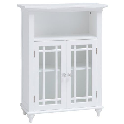 Petrin 23 W X 31 H Cabinet Adjustable Shelving Elegant Homes House Styles