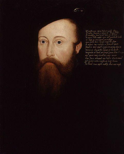Thomas Seymour, Baron Seymour of Sudeley, Catherine's fourth husband.