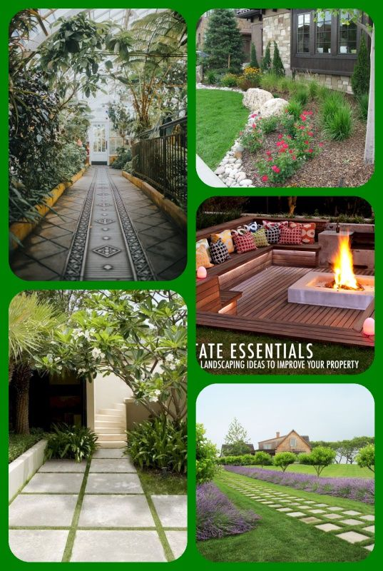Where To Study Landscape Architecture In 2020 Landscape Plans Landscape Backyard Landscaping