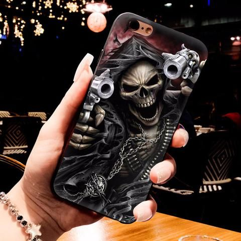 Pin Von Tina Auf Skullaffection Everything Skull Gothic Handy Case Handy