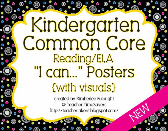 wonderful kindergarten website...I can posters for my literacy workstations!!