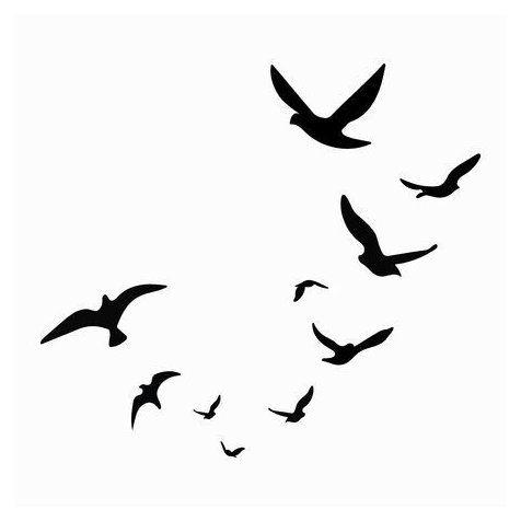 Pin By Azin Kamarei On Photos In 2021 Flying Bird Silhouette Flying Bird Drawing Flying Bird Tattoo