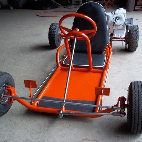 Bug Go Kart By Steve Miller Diy Go Kart Go Kart Vintage Go Karts