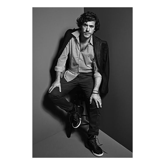 #LorenzoBringheli - My new cover  editorial for @gqitalia featuring the talented @jacksavoretti styled by @andreaporro . #Gq #Cover #Portrait #LorenzoBringheli by lorenzobringheli