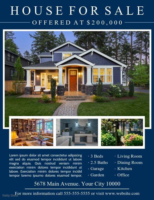 Real Estate Flyer Real Estate Flyers Real Estate Real Estate Advertising