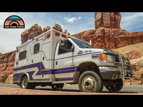 Ultimate Stealth 4x4 Ambulance Camper Conversion The Best
