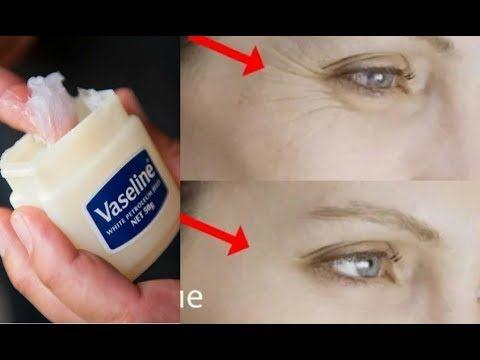 الفازلين رزق من الله تقضي على تجاعيد الوجه وتحت العينين تبيض وتفتح لون البشرة Youtube Beauty Recipes Hair Beauty Skin Care Routine Healthy Beauty