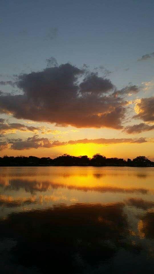 Lake Giles, Orlando, Florida 3/4/15