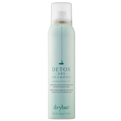 Drybar Detox Dry Shampoo For Brunettes Dry Shampoo Brunette Drybar
