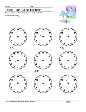 math worksheet : 10 math worksheets to help your child tell time  math worksheets  : Mixed Practice Math Worksheets