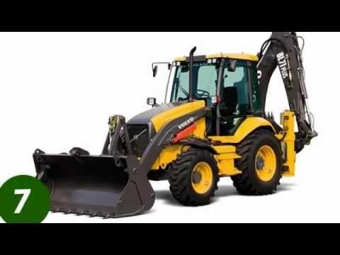 Maquinarias Volvo 5804160474998 Tractor Maquinaria Pesada Volvo