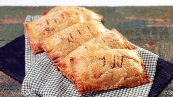 Turn your mashed potatoes into delicious (and cute) hand pies!