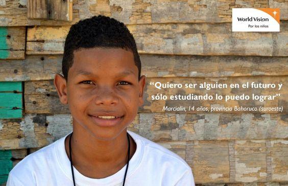 Hoy se conmemora el #DíaMundialdelosDocentes. Celebramos la vocación de tantas maestras y maestros. @WorldVisionLAC: