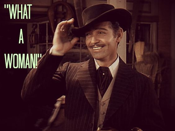 can you blame me for naming my son after him? So classy! Rhett Butler