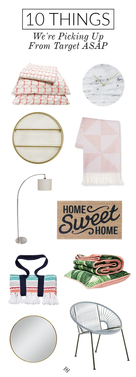 10 Target Décor Items To Snag ASAP | Glitter Guide