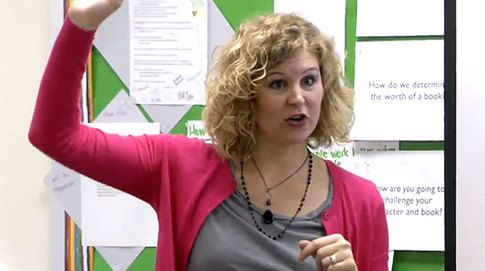 Teaching Channel - watch teachers at work in their classrooms