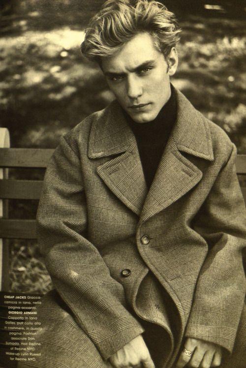 1995年のジュード・ロウ