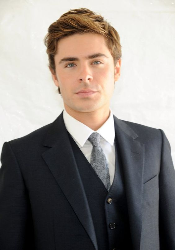 I am finally confessing to the world.  I am in love with Zac Efron even though I am too old for him.  ;-)
