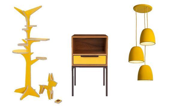 Mancebo Árvore Generosa, design de Pedro Useche para Schuster, R$ 2.943 (moveis-schuster.com.br)
