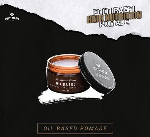 081234542022 Jual Pomade Oil Based 100 Natural Hair Nutrition