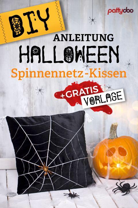 Deko selber machen anleitung  Die besten 25+ Halloween deko selber machen spinnennetz Ideen auf ...