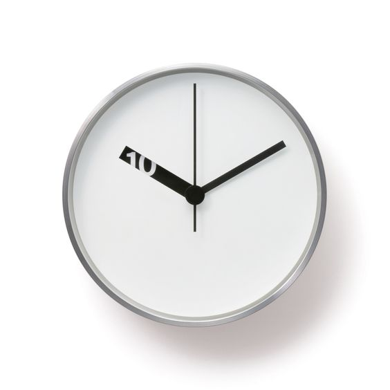 What a cool clock.