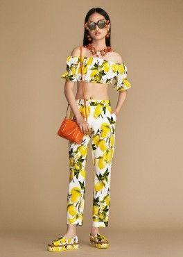 Dolce & Gabbana Women's Italian Summer Collection Summer 2016   Dolce & Gabbana