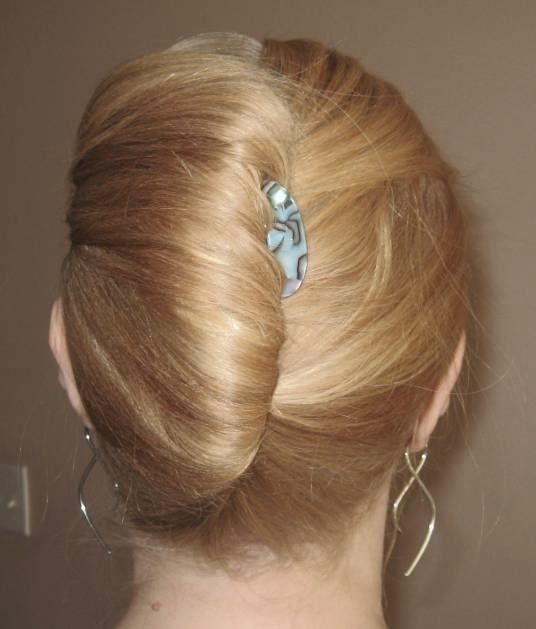 Surprising French Twist Hairstyle For Women And Buns On Pinterest Hairstyles For Women Draintrainus