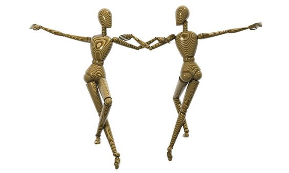 Bewegung Tanz Kinästhetik