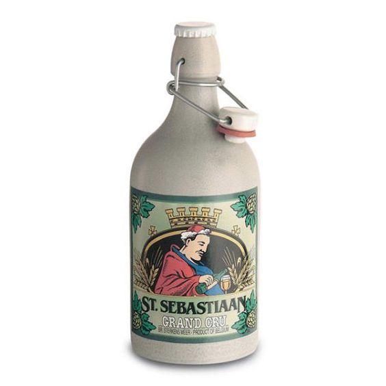 Bia St Sebastiaan Grand Cru 7,5% - Chai 500ml - Bia Nhập Khẩu