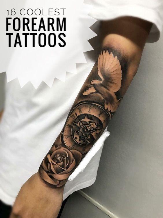 Black And Grey Tattoo Ideas For Men With Images Cool Forearm Tattoos Forearm Tattoo Men Tatuajes Para Hombres En El Antebrazo Tatuajes Para Hombres Tatuajes Antebrazo