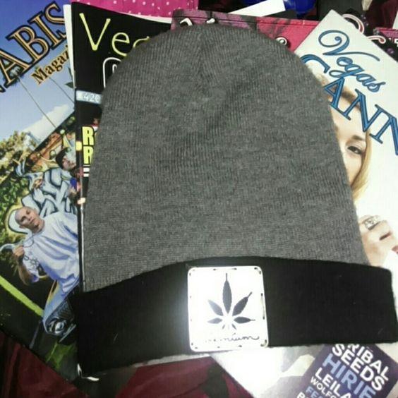 Premium cannabis beenie Cannabis beenie by premium.  Real hemp stitched around logo Weed  Jackets & Coats