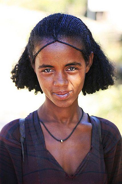 Portraits from Ethiopia Woldia, Nov 2008.