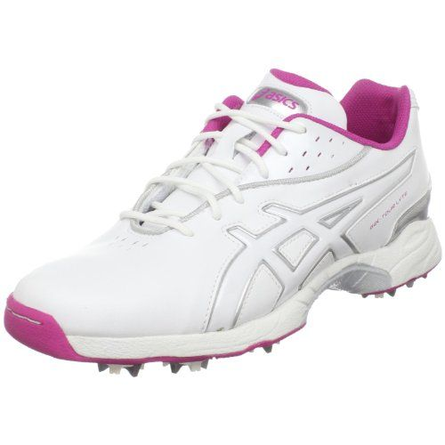 ASICS Women's GEL-Tour Lyte Golf Shoe -                     Price: $  79.95             View Available Sizes & Colors (Prices May Vary)        Buy It Now      • This supportive style will let you hit the links in comfort • Synthetic upper with side overlay details • California slip lasting for enhanced stability and control •...