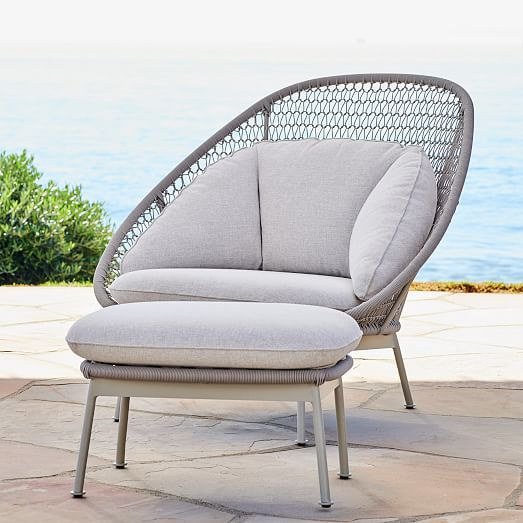 paradise outdoor lounge chair lounge