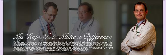 Sacred Heart Cancer Center - Dr. Thomas Johnson
