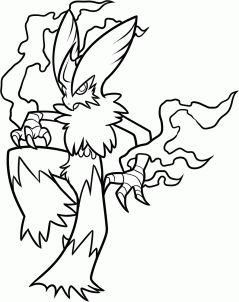 How To Draw Mega Blaziken Step By Step Pokemon