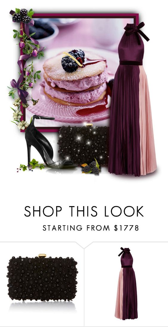 """10.12.16"" by arabicacup ❤ liked on Polyvore featuring Elie Saab and Roksanda"